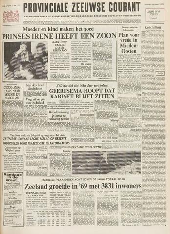 Provinciale Zeeuwse Courant 1970-01-28