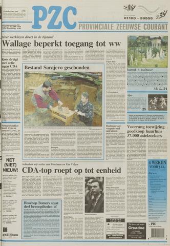 Provinciale Zeeuwse Courant 1994-03-04