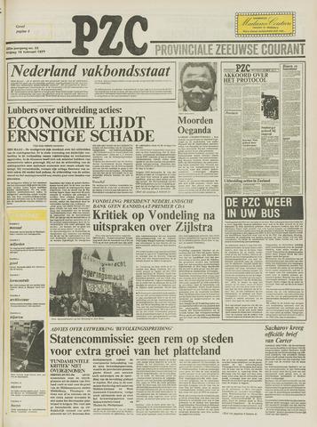 Provinciale Zeeuwse Courant 1977-02-18
