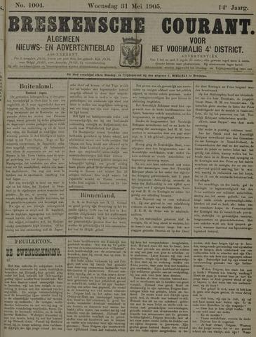 Breskensche Courant 1905-05-31