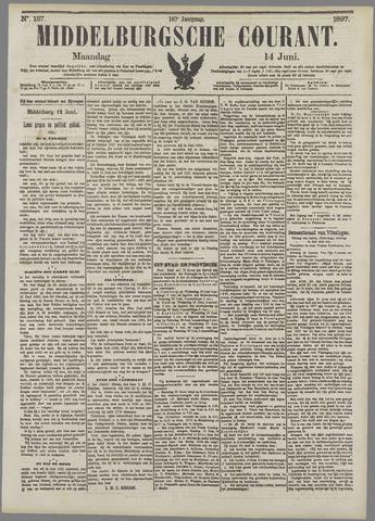Middelburgsche Courant 1897-06-14