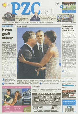 Provinciale Zeeuwse Courant 2009-09-26
