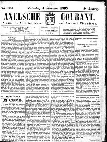 Axelsche Courant 1893-02-04