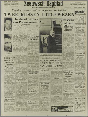 Zeeuwsch Dagblad 1961-10-13