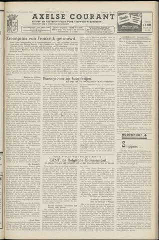 Axelsche Courant 1957-07-13