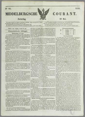 Middelburgsche Courant 1859-05-28