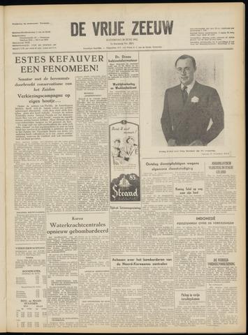 de Vrije Zeeuw 1952-06-28
