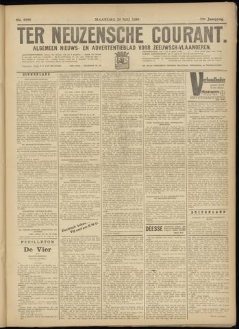 Ter Neuzensche Courant. Algemeen Nieuws- en Advertentieblad voor Zeeuwsch-Vlaanderen / Neuzensche Courant ... (idem) / (Algemeen) nieuws en advertentieblad voor Zeeuwsch-Vlaanderen 1933-05-29