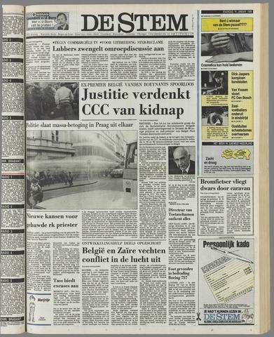 de Stem 1989-01-16