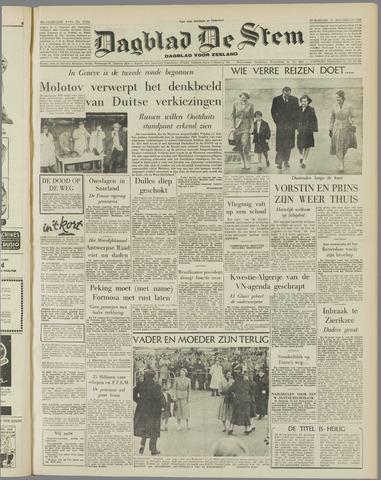 de Stem 1955-11-09