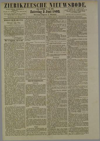 Zierikzeesche Nieuwsbode 1893-06-03