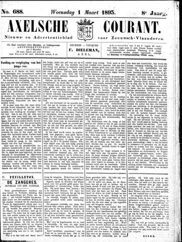 Axelsche Courant 1893-03-01