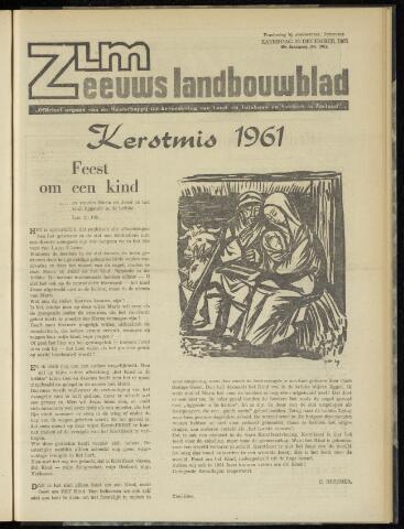 Zeeuwsch landbouwblad ... ZLM land- en tuinbouwblad 1961-12-23