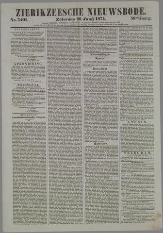 Zierikzeesche Nieuwsbode 1874-06-20