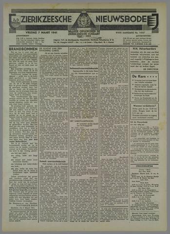 Zierikzeesche Nieuwsbode 1941-03-07