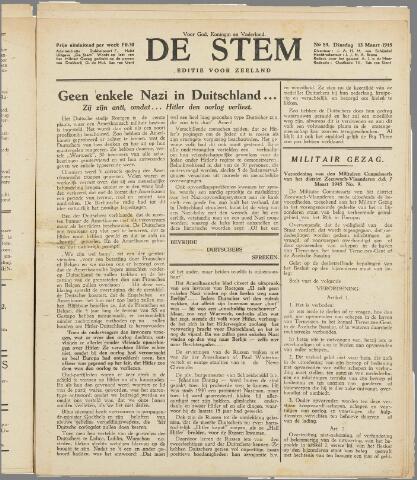 de Stem 1945-03-13