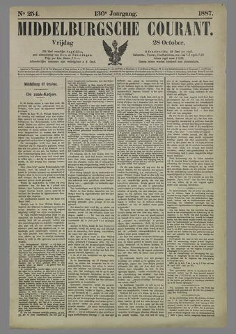 Middelburgsche Courant 1887-10-28