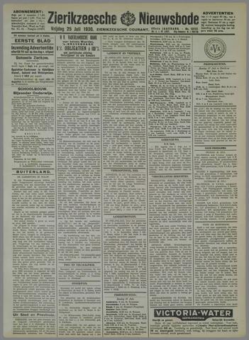 Zierikzeesche Nieuwsbode 1930-07-25