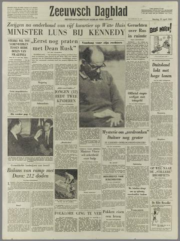 Zeeuwsch Dagblad 1961-04-11