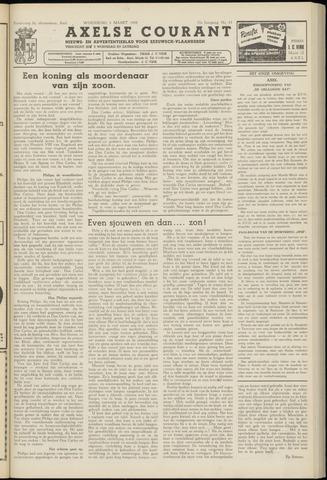 Axelsche Courant 1958-03-05
