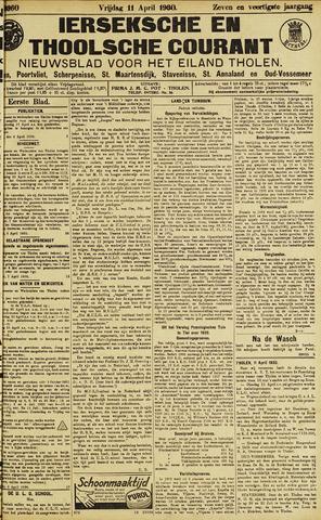 Ierseksche en Thoolsche Courant 1930-04-11
