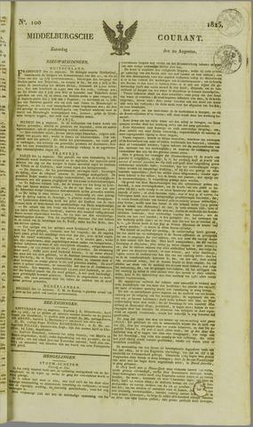 Middelburgsche Courant 1825-08-20