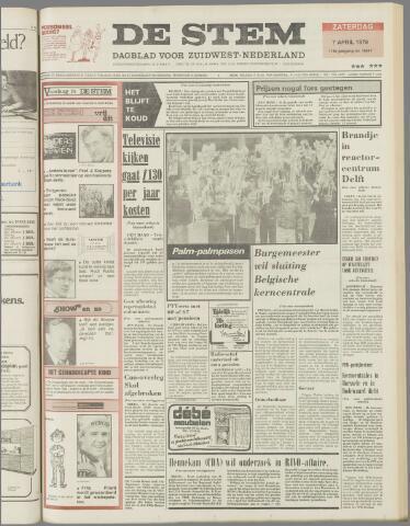 de Stem 1979-04-07