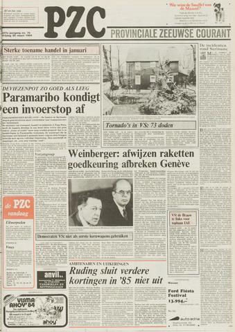 Provinciale Zeeuwse Courant 1984-03-30