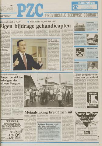 Provinciale Zeeuwse Courant 1991-05-07