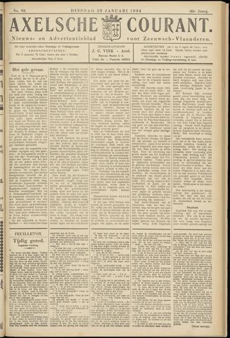 Axelsche Courant 1934-01-23