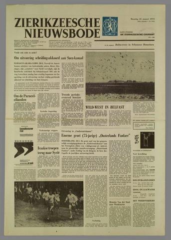 Zierikzeesche Nieuwsbode 1974-01-21