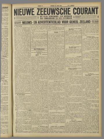 Nieuwe Zeeuwsche Courant 1926-06-22