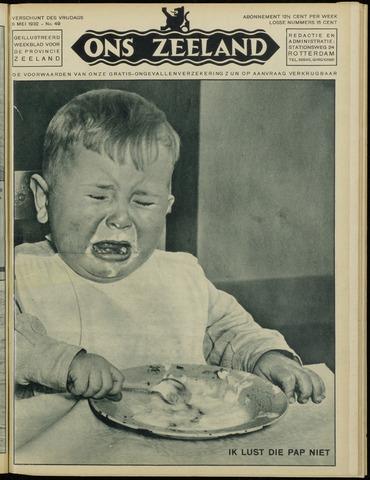 Ons Zeeland / Zeeuwsche editie 1932-05-06