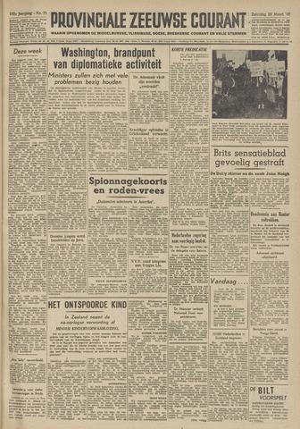 Provinciale Zeeuwse Courant 1949-03-26