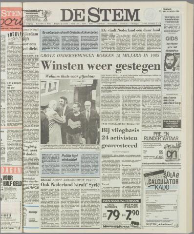 de Stem 1986-11-04