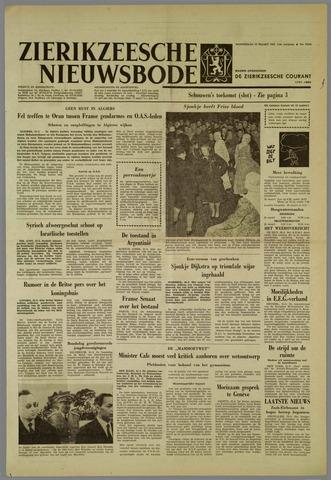 Zierikzeesche Nieuwsbode 1962-03-22