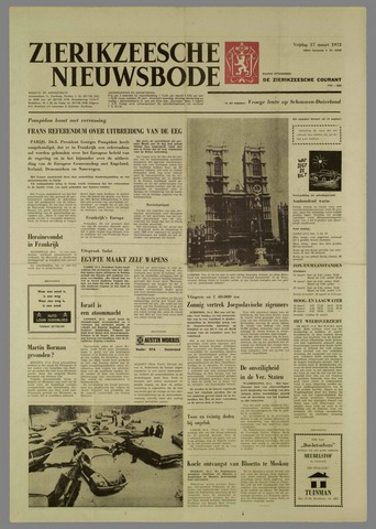 Zierikzeesche Nieuwsbode 1972-03-17