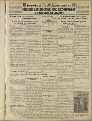 Middelburgsche Courant 1939-10-26