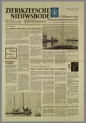Zierikzeesche Nieuwsbode 1972-08-01