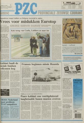 Provinciale Zeeuwse Courant 1994-06-24
