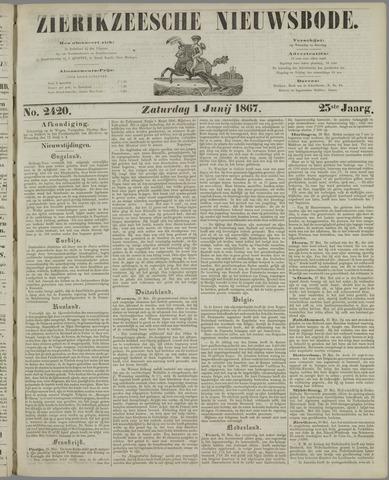 Zierikzeesche Nieuwsbode 1867-06-01