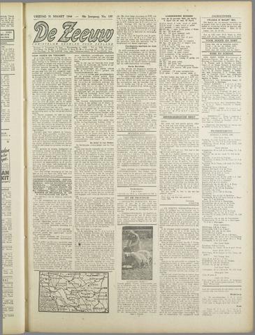 De Zeeuw. Christelijk-historisch nieuwsblad voor Zeeland 1944-03-31
