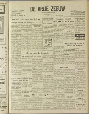de Vrije Zeeuw 1959-11-16