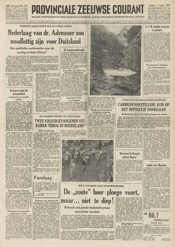 Provinciale Zeeuwse Courant 1953-09-04