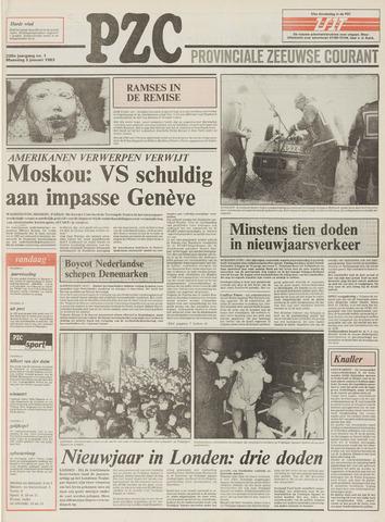 Provinciale Zeeuwse Courant 1983-01-03