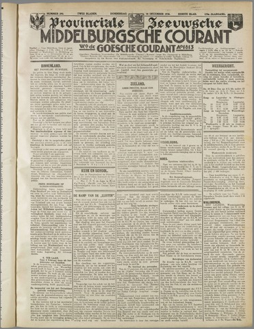 Middelburgsche Courant 1936-12-10