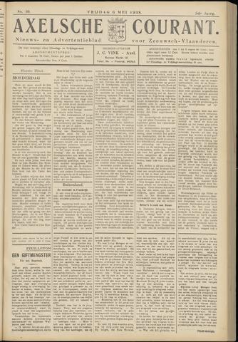 Axelsche Courant 1938-05-06