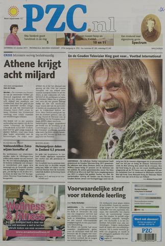 Provinciale Zeeuwse Courant 2011-10-22