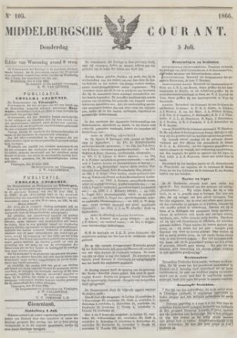 Middelburgsche Courant 1866-07-05