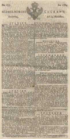 Middelburgsche Courant 1764-11-15